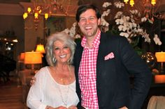 All Things Farmer: Party at Mrs. Paula's – Thanks to my Best Pal Brandon!