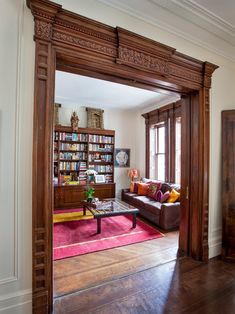 Traditional Living Room Design, Pictures, Remodel, Decor and Ideas - page 24