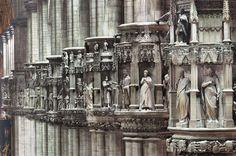 interni della Cattedrale di #Milano