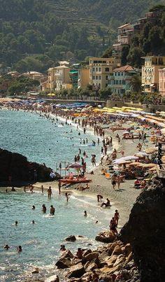 Monterosso al Mare, Cinque Terre , Italy