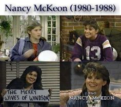 Facts of Life Site: Nancy McKeon Photo Gallery