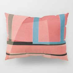 Extraction Pillow Sham