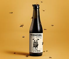 Look sharp ! Hornstull Honey Amber
