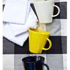Arabia KoKo mug 0,35 L, blueberry | Arabia KoKo | Dishware | Tableware | Finnish Design Shop
