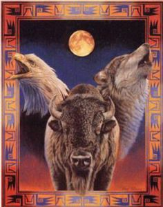 native american animal spirit guides | Pinned by Angie Mayfield