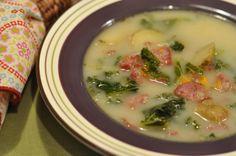 Mennonite Girls Can Cook: Potato, Kale, Farmer Sausage Soup