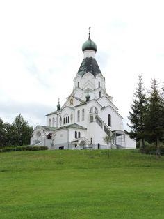 Pravoslávny chrám sv. Ducha, Medzilaborce