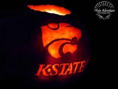 K-State Pumpkin