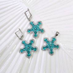 Materials: silver, 925 sterling silver, 925 silver, cubic zirconia, paraiba, apatite paraiba The size: . ##handmade 925 Silver Earrings, Sterling Silver, Cubic Zirconia Earrings, Pendant, Handmade, Free, Products, Hand Made, Hang Tags
