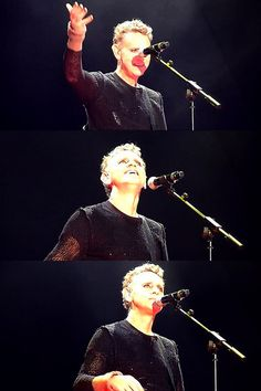Martin Gore @ Delta Machine Tour