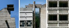 「corbusier la tourette concrete」の画像検索結果