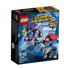 #Lego #LEGO® #76068 LEGO DC Comics Super Heroes Mighty Micros: Superman vs. Bizarro 93Stück(e) Gebäudeset Alter: 5-12, Teile: 93LEGO ® Super Heroes Mighty Micros: Superman 76068. Hier klicken, um weiterzulesen. Ihr Onlineshop in #Zürich #Bern #Basel #Genf #St.Gallen