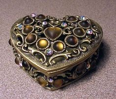 Finest Elegant Box I ever seen! LOVE!