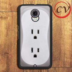 Plug Outlet Nexus 5,Nexus 6,Nexus 7 Case