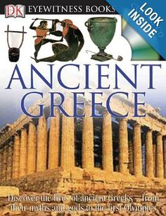 Ancient Greece (DK Eyewitness Books): Anne Pearson: 9780756630027: Amazon.com: Books