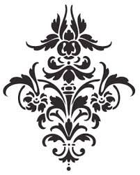 Resultado de imagem para stencil vintage patterns