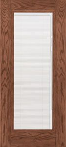 Feather River Doors   Mini-Blinds