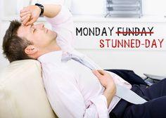 Monday, Funday...errr Stunned Day on PlaidDadBlog.com