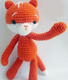 Download Moko The Cat Amigurumi Pattern (FREE)