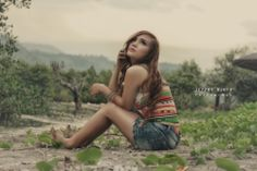 Talent : Vira Arman Photo by Jeffry Junanto (Njeff)