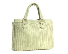 Woven Tote. WANT