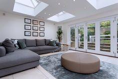 Design & Conker Interiors specifies and procures only the finest quality products as seen here in this living room