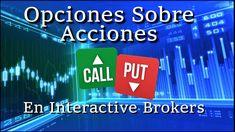 😀 Como Operar con OPCIONES en INTERACTIVE BROKER | Opciones Financieras. 😀 Interactive Brokers, Signs, Financial Statement, Shop Signs, Sign, Signage, Dishes