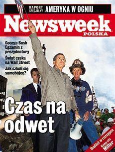 Newsweek Polska 03/01 16.09.2001