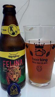 Uma cerveja saborosa, mesmo sendo um tipo intenso, aqui se mostra muito bem feita, com um corte no sabor muito bem pensado, pena que a experiência é um pouco curta pra saborear tudo o que essa cerveja tem a mostrar.#Blondine #Felina #cerveja #bebida #alcoólica #álcool #água #malte #lúpulo #levedura #Belgian #Pale #Ale #clara #caramelo #amargo #Bélgica #Brasil #ThePlanetBeer #ThePlanetBeerClub #BeerKing #BeerKingClub #GuiasLocais #LocalGuides #XinGourmet