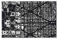 Scalpel Cityscapes – Damien Hirst réalise des vues aériennes en matériel chirurgical