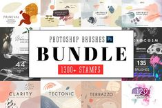 Watercolor Brushes, Watercolor Texture, Abstract Watercolor, Free Photoshop, Photoshop Brushes, Layer Style, Social Media Template, Color Blending, Design Bundles