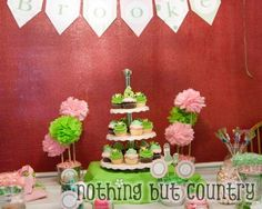 Princess & Frog Party – Decorations, Candy & Games