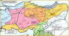 Anadolu Selçuklular (…) Kendilerini İslam mücahidi olarak gören Türkmen beyliği Danişmendliler, Anadolu'nun kuzeyinde önem...