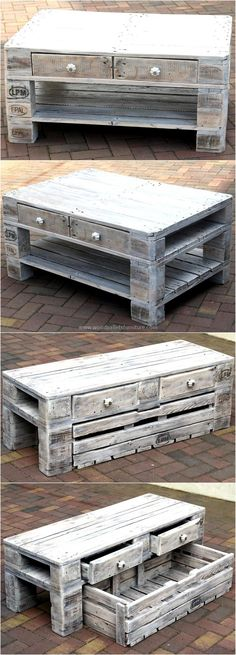 Ideas for creative pallet recycling by Lucies Palettenmöbel - Pallet Wood