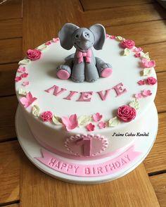 Pony cake Horse show jumping rosette girls 3rd birthday cake