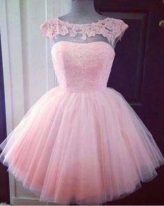 Lovely Short Prom Dress