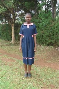 Florence lives in Kenya with her grandparents. She could certainly use the encouragement of a loving sponsor.