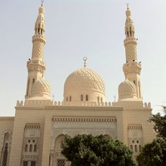 Jumeirah Mosque - one of the most photographed mosques in the world.