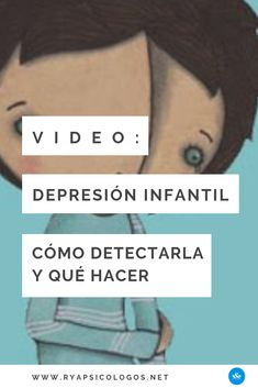 Depresion Infantil, Psychology Clinic, Education, Health, Career, Kids Psychology, Birth Weight, Teen Mom, Life Lessons