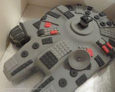 LEGO Star Wars Cake Ideas | Lego Star Wars Cake & Cupcakes | Flickr - Photo Sharing!