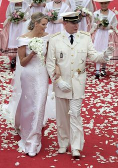 pin by aurea trillo on royal monacowe wedding albert