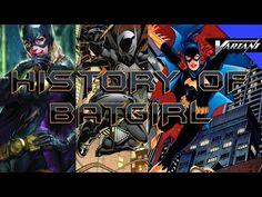 xx- History Of All The Batgirls! - YouTube #batgirl