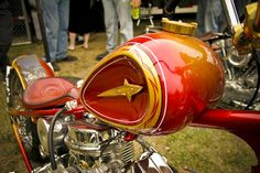 Another masterpiece. Indian Larry Legacy at The Horse Smokeout 2007