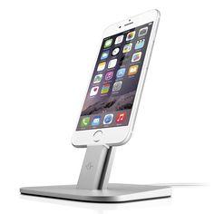 Gute Lightning-Dockingstation für iPhone 6/6s plus und andere - http://www.sir-apfelot.de/lightning-dockingstation-fuer-iphone-4233/