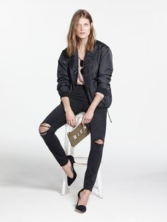 Pin for Later: 22 Snaps — and Infinite Styling Lessons — From Madewell's Fall Catalog Madewell Fall 2014 Photo courtesy of Madewell