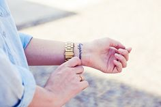 15 Stylish Tattoos Sported By Bloggers And Editors via @WhoWhatWear