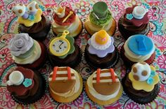 I found 'Alice In Wonderland Cupcakes' on Wish, check it out!