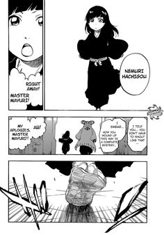 nemu is revived... she looks so adoreable :) <3 Bleach 685 - Page 10 - Manga Stream