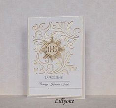 First Communion Cards, Embossed Business Cards, Tim Holtz, Confirmation, Christening, Wedding Cards, Holi, Cardmaking, Scrapbooking