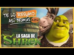 Te Lo Resumo Youtube Humor Funny Gif Shrek
